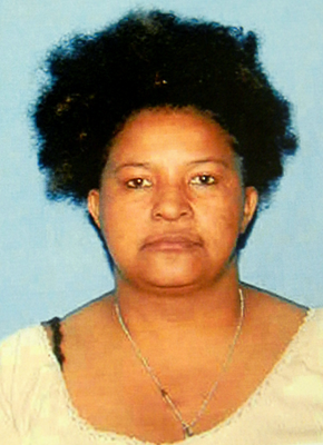 Sheila Banks, 48, booked in St. Bernard Parish with cruelty to the informed