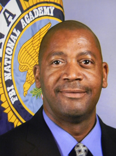 Lt. Richard Jackson, graduated FBI National Training Academy
