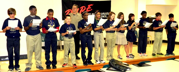 d.a.r.e winning essays Last spring, as i attended my fifth grader's graduation from dare (drug abuse resistance education), i found myself acting like a kid myself-making snide remarks to my husband and getting all squirmy in my seat while i sneered at the suck-ups who read their winning essays.