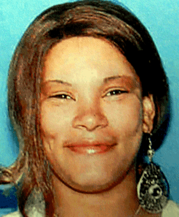 Odette Patterson, held on crack cocaine charges.
