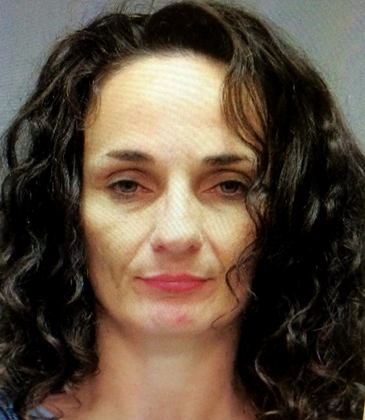 Monica Fogarty of Chalmette, arrested with McGrath